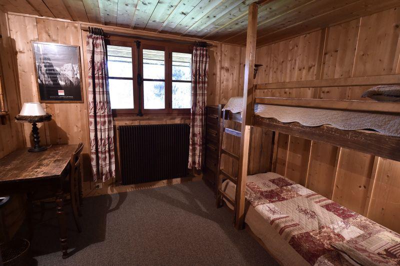 dormitorio 5 Alquiler Chalet 706 Chamonix Mont-Blanc