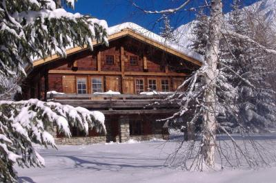 Vistas exteriores del alojamiento Alquiler Chalet 706 Chamonix Mont-Blanc