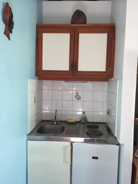 Kitchenette Alquiler Bungalow 8003 Gosier (Guadalupe)