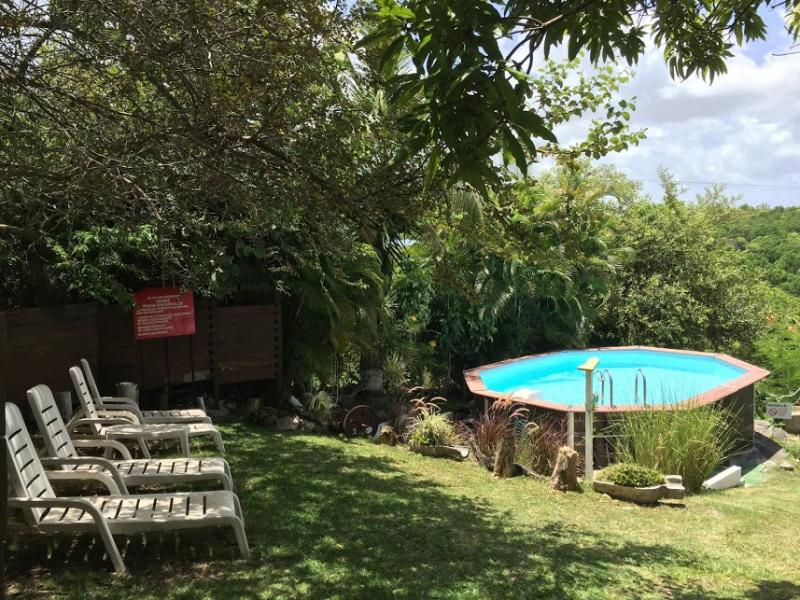 Piscina Alquiler Bungalow 8003 Gosier (Guadalupe)