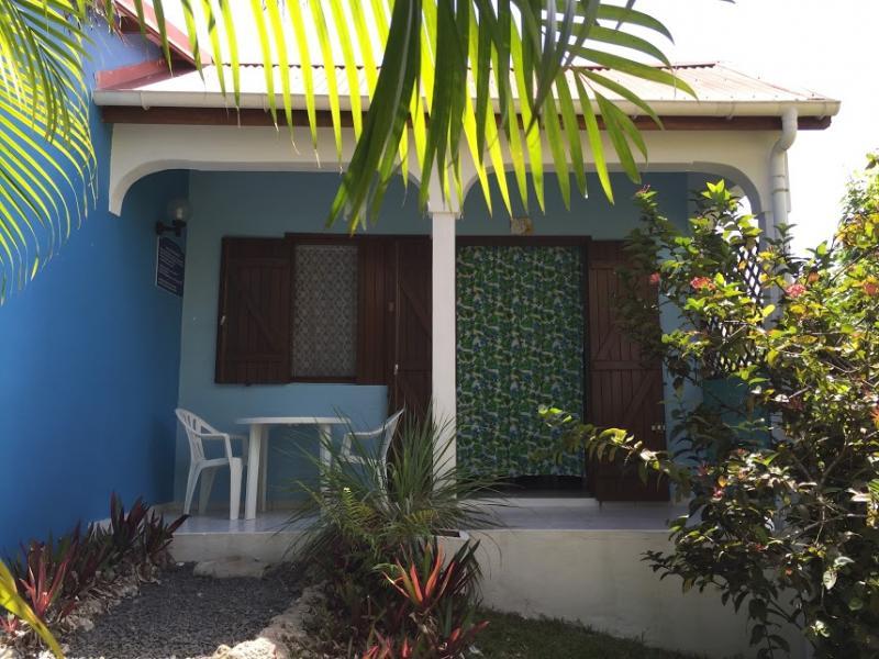 Vistas exteriores del alojamiento Alquiler Bungalow 8003 Gosier (Guadalupe)