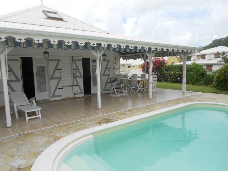 Piscina Alquiler Villa 8123 Sainte Anne (Martinique)