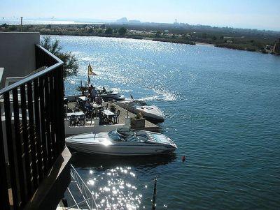 Vistas desde la terraza Alquiler Apartamento 8285 Rosas