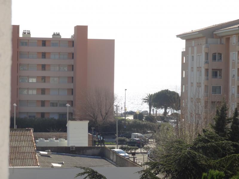 Vistas desde el balcón Alquiler Apartamento 8488 Fréjus