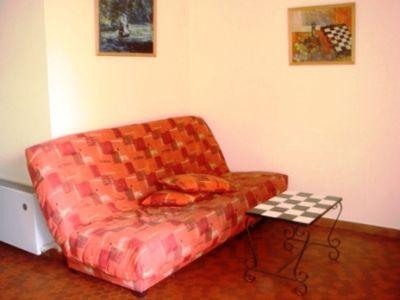 Sala de estar Alquiler Apartamento 9306 San Juan de Luz