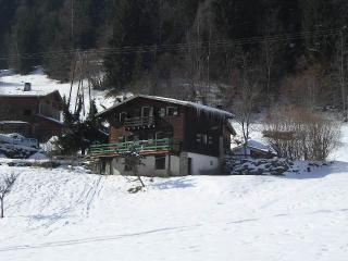 Vistas exteriores del alojamiento Alquiler Chalet 940 Les Contamines Montjoie