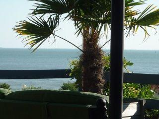 Vistas desde el alojamiento Alquiler Villa 9477 Pornic