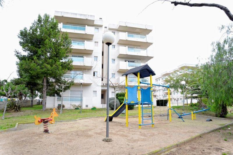 Jardín Alquiler Apartamento 9654 Salou