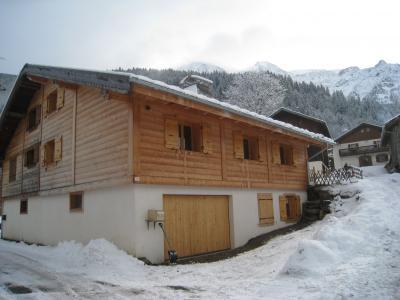 Vistas exteriores del alojamiento Alquiler Chalet 971 Les Contamines Montjoie