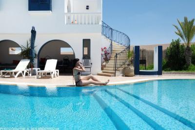 Piscina Alquiler Villa 9883 Djerba