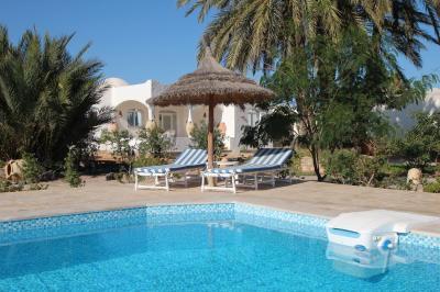 Piscina Alquiler Villa 9886 Djerba