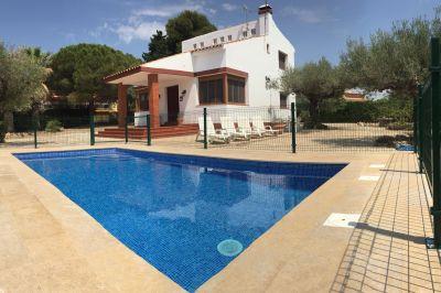 Piscina Alquiler Villa 9907 La Ampolla