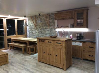 Cocina americana Alquiler Apartamento 103673 Risoul 1850