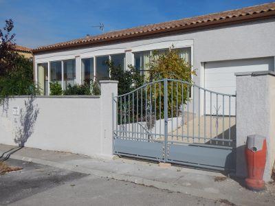 Entrada Alquiler Casa 104424 Narbonne