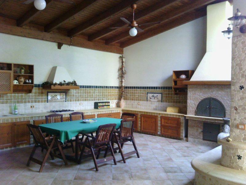 Cocina independiente 2 Alquiler Villa 105374 Selinunte