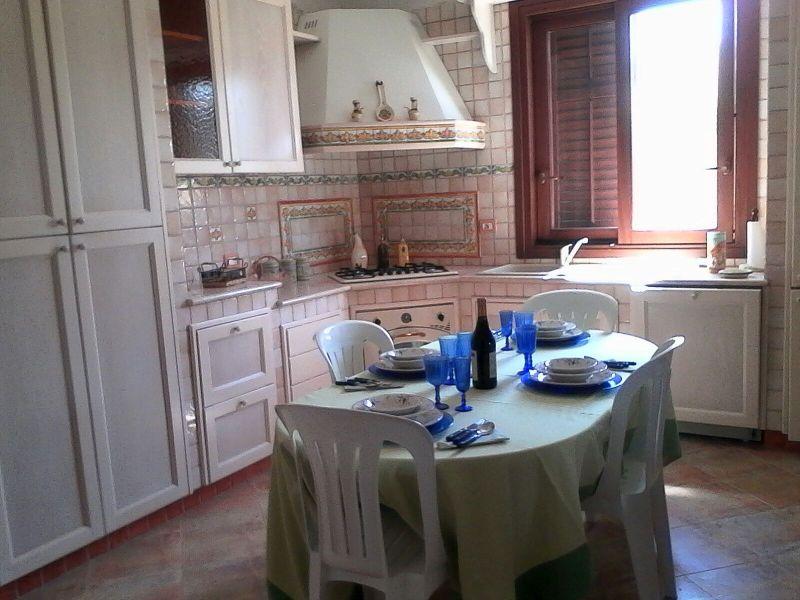 Cocina independiente 1 Alquiler Villa 105374 Selinunte