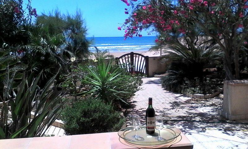Vistas desde el alojamiento Alquiler Villa 105374 Selinunte