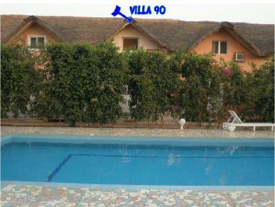 Piscina Alquiler Villa 108330 Saly