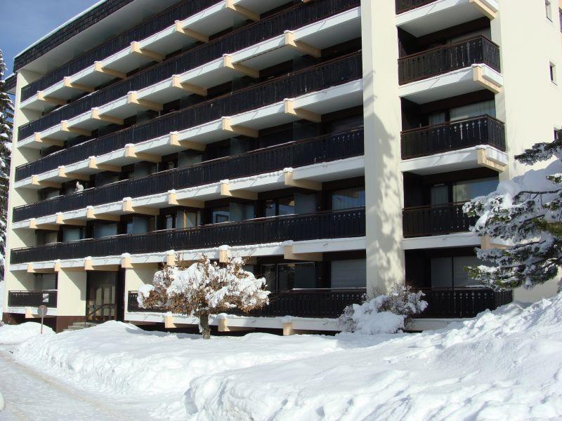 Vistas exteriores del alojamiento Alquiler Apartamento 112005 Le Collet d'Allevard