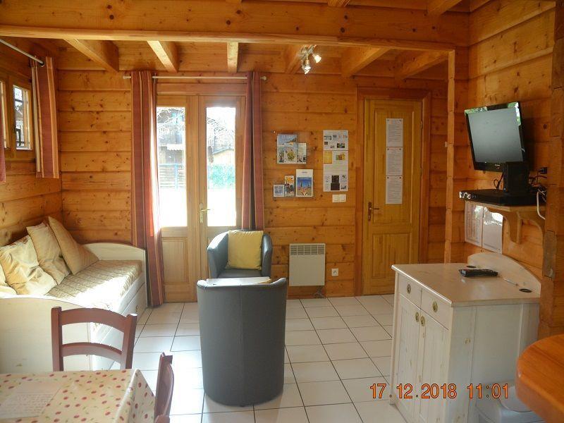 Sala de estar Alquiler Chalet 113003 Mimizan