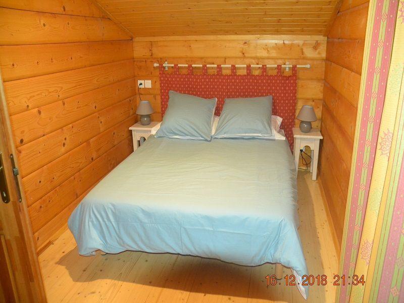 dormitorio 1 Alquiler Chalet 113003 Mimizan