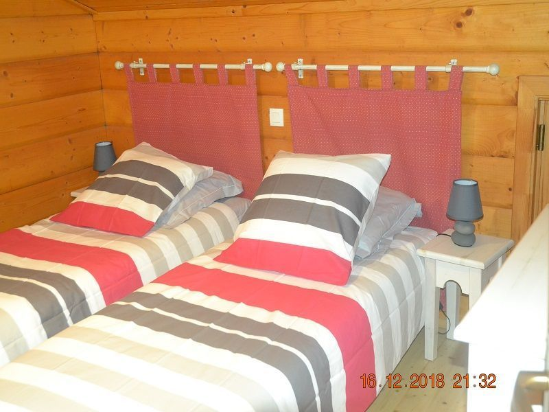 dormitorio 2 Alquiler Chalet 113003 Mimizan