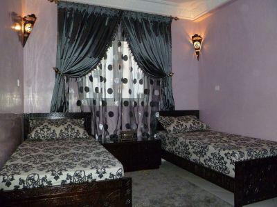 dormitorio 2 Alquiler Apartamento 116010 Agadir