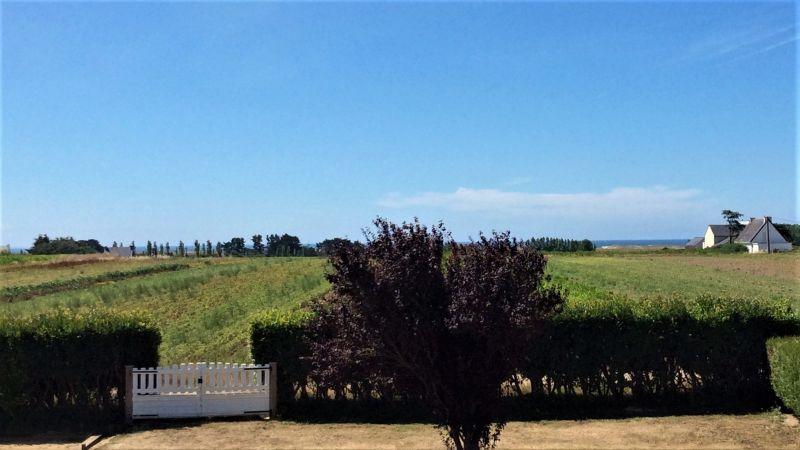Vistas desde el balcón Alquiler Villa 117027 Quiberon