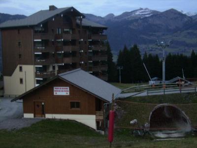 Vistas exteriores del alojamiento Alquiler Apartamento 64448 Morillon Grand Massif