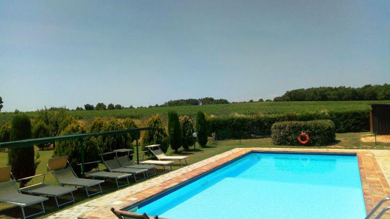 Piscina Alquiler Casa 79432 Cortona