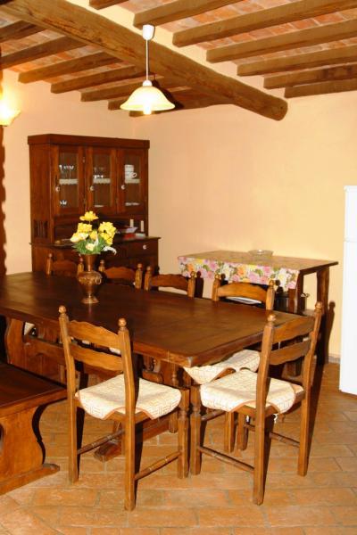 Comedor Alquiler Casa 79432 Cortona