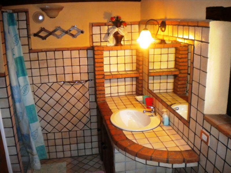 cuarto de baño 1 Alquiler Casa 79432 Cortona