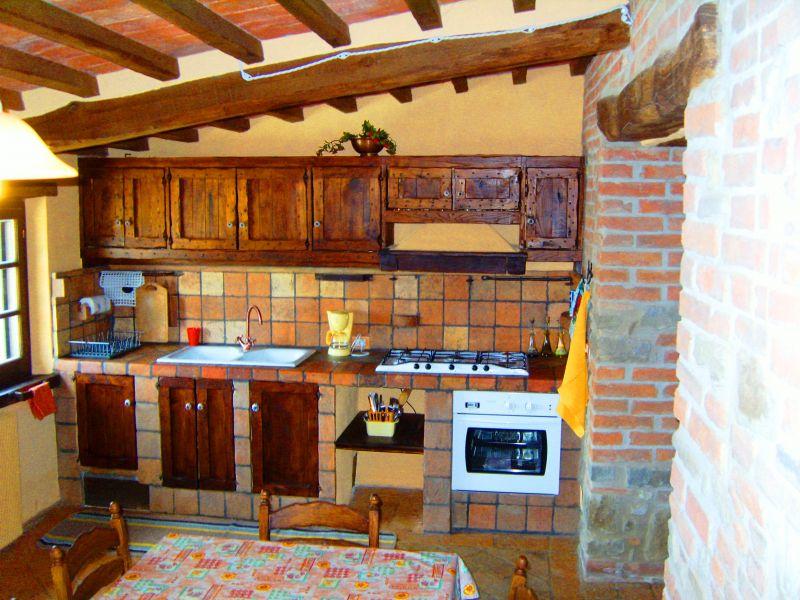 Cocina independiente Alquiler Casa 79432 Cortona