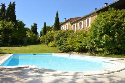 Vistas exteriores del alojamiento Alquiler Casa rural 84754 Carcassonne