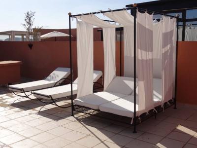 Terraza 1 Alquiler Apartamento 86378 Marruecos