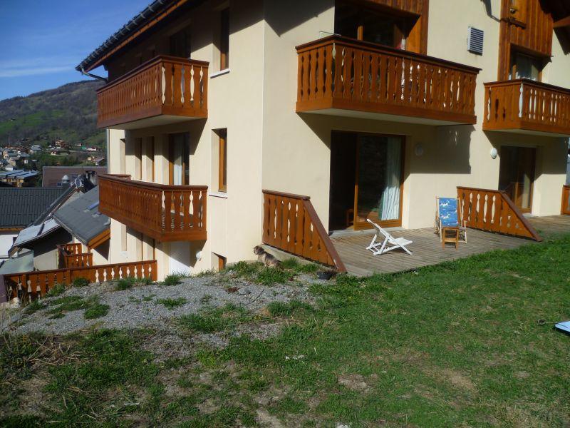 Terraza Alquiler Apartamento 97230 Valloire