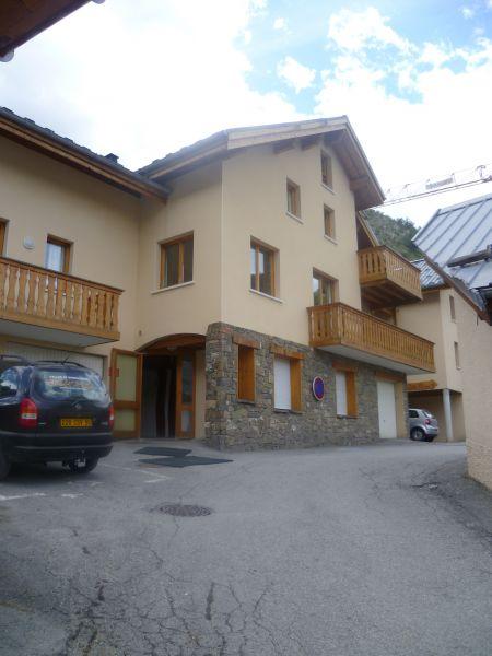 Vistas exteriores del alojamiento Alquiler Apartamento 97230 Valloire