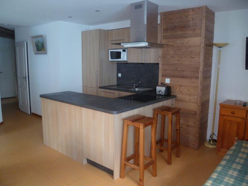 Kitchenette Alquiler Apartamento 97230 Valloire
