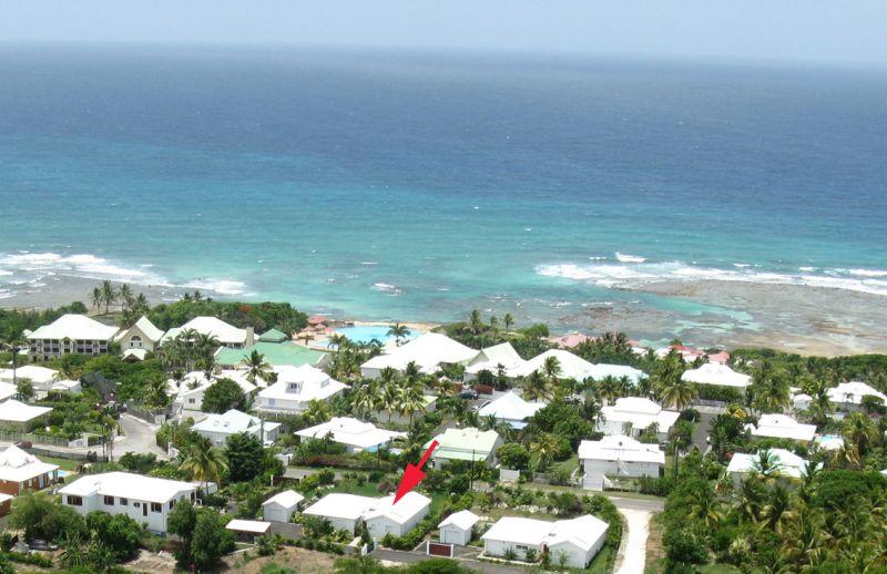 Vistas de las proximidades Alquiler Villa 101258 Saint Francois