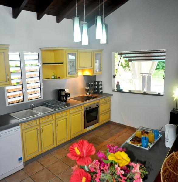 Cocina americana Alquiler Villa 101258 Saint Francois