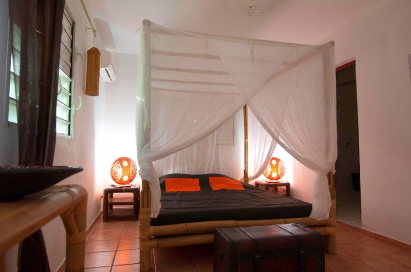 dormitorio 1 Alquiler Villa 101258 Saint Francois