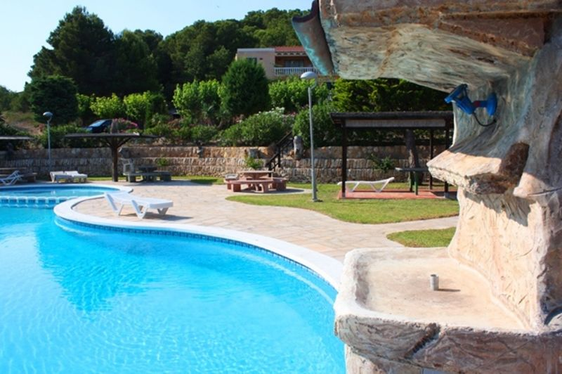 Piscina Alquiler Casa 101313 La Ametlla de Mar