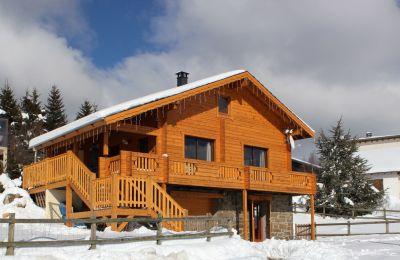 Vistas exteriores del alojamiento Alquiler Chalet 102291 Bolqu�re Pyren�es 2000
