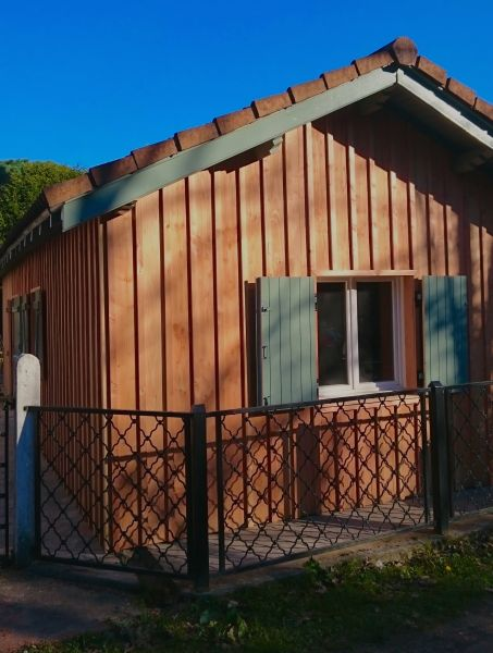 Vistas exteriores del alojamiento Alquiler Casa rural 108872 Andernos les Bains