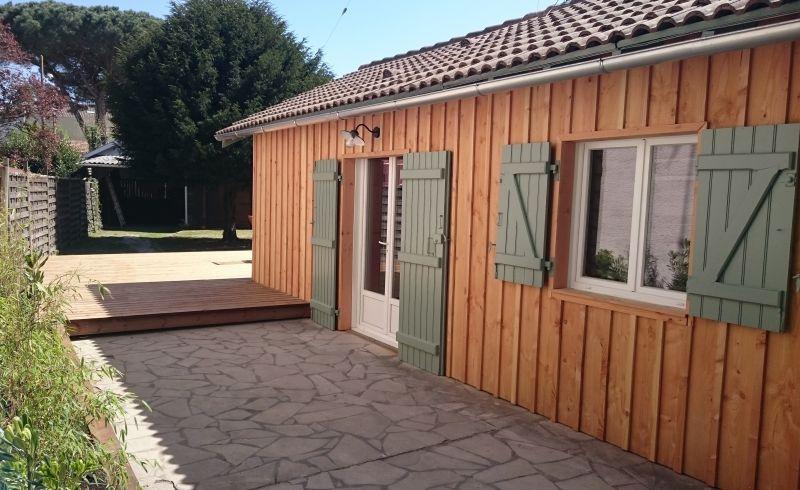 Aparcamiento Alquiler Casa rural 108872 Andernos les Bains