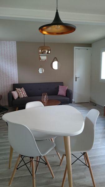 Sala de estar Alquiler Casa rural 108872 Andernos les Bains