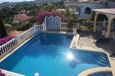 Piscina Alquiler Villa 110248 Denia