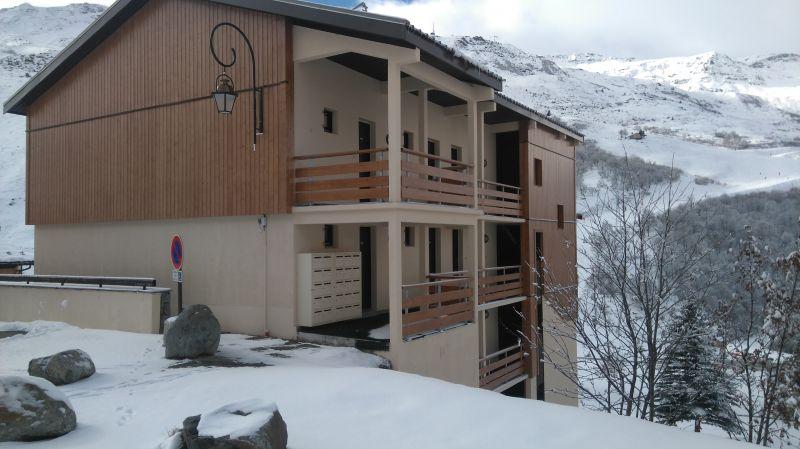 Vistas exteriores del alojamiento Alquiler Apartamento 111788 Les Menuires