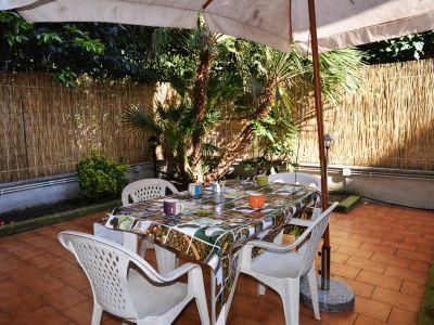 Jardín Alquiler Apartamento 112414 Roma