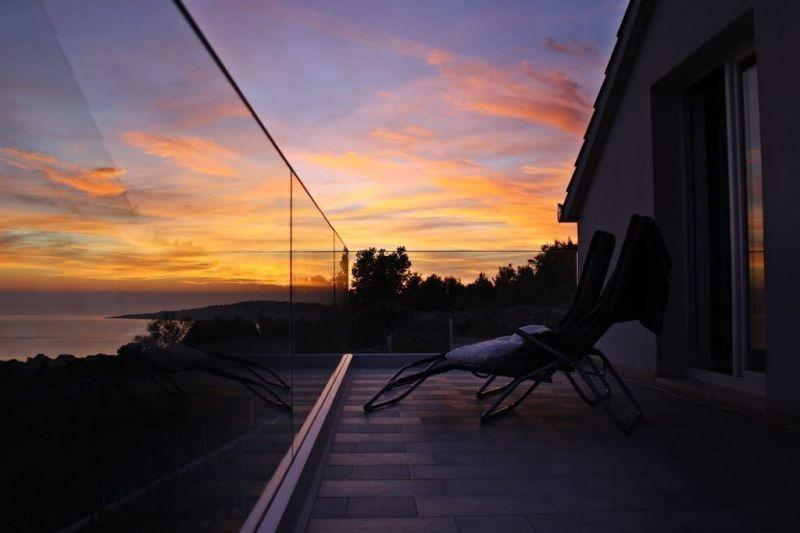 Terraza Alquiler Casa 114405 Trogir